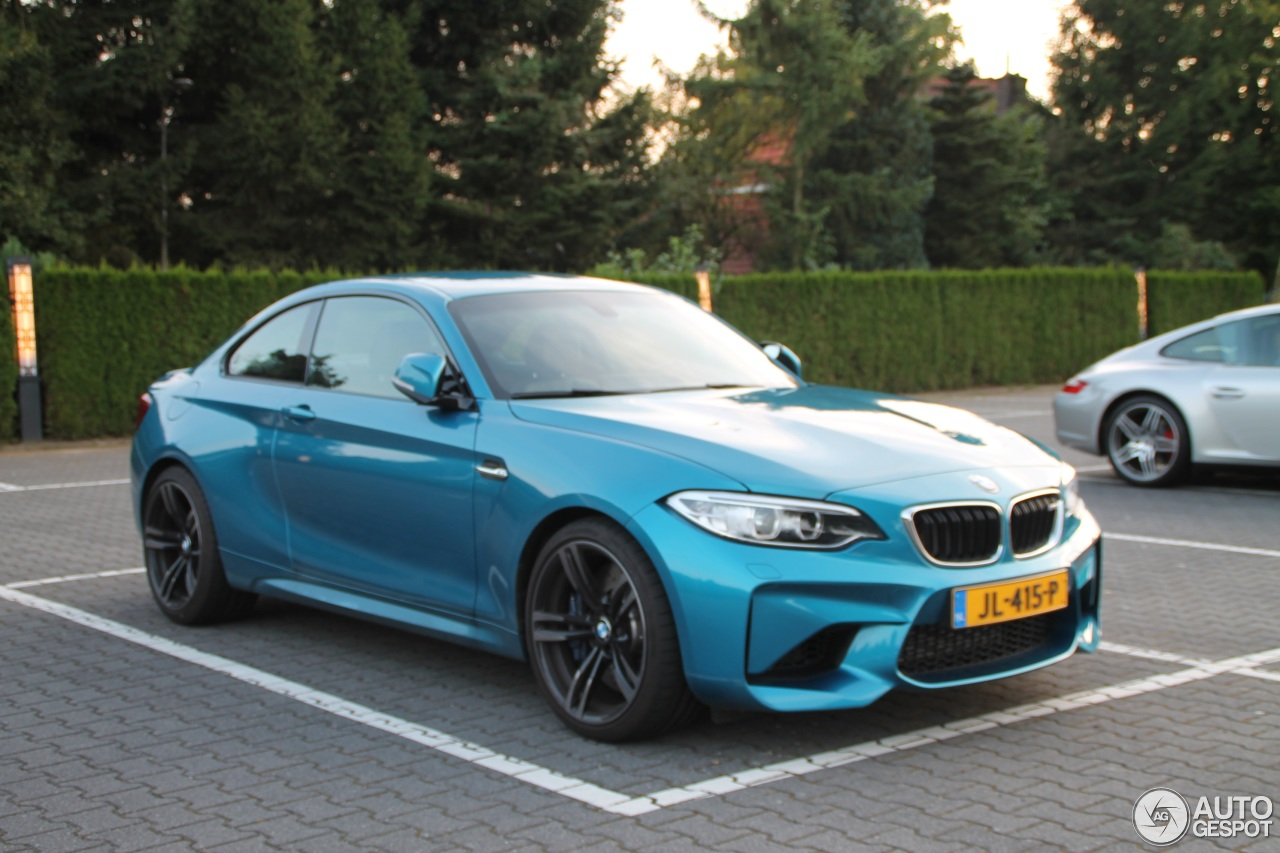 Bmw M2 Coup 233 F87 11 September 2016 Autogespot