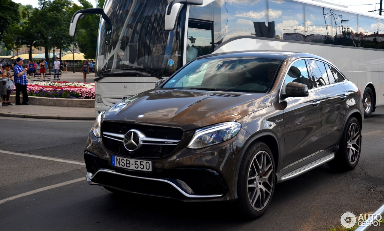 mercedes amg gle 63 s coup 11 september 2016 autogespot. Black Bedroom Furniture Sets. Home Design Ideas