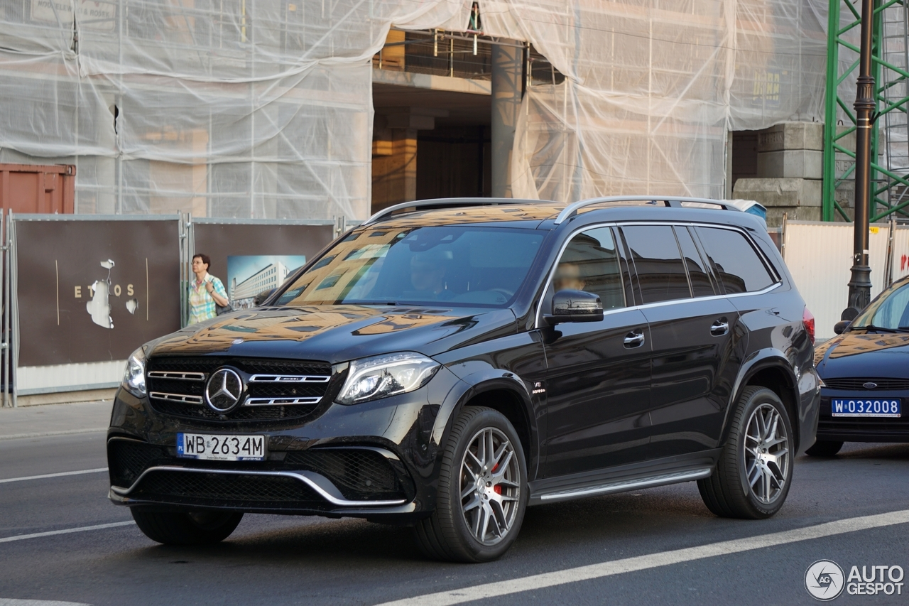 mercedes amg gls 63 12 september 2016 autogespot. Black Bedroom Furniture Sets. Home Design Ideas