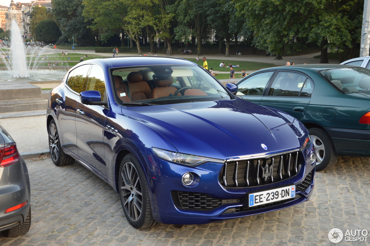 Maserati Levante S 14 September 2016 Autogespot