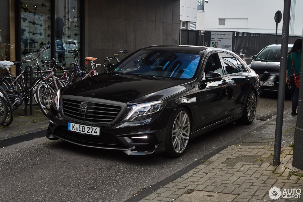 Mercedes benz brabus 850 6 0 biturbo w222 14 september for Mercedes benz 850