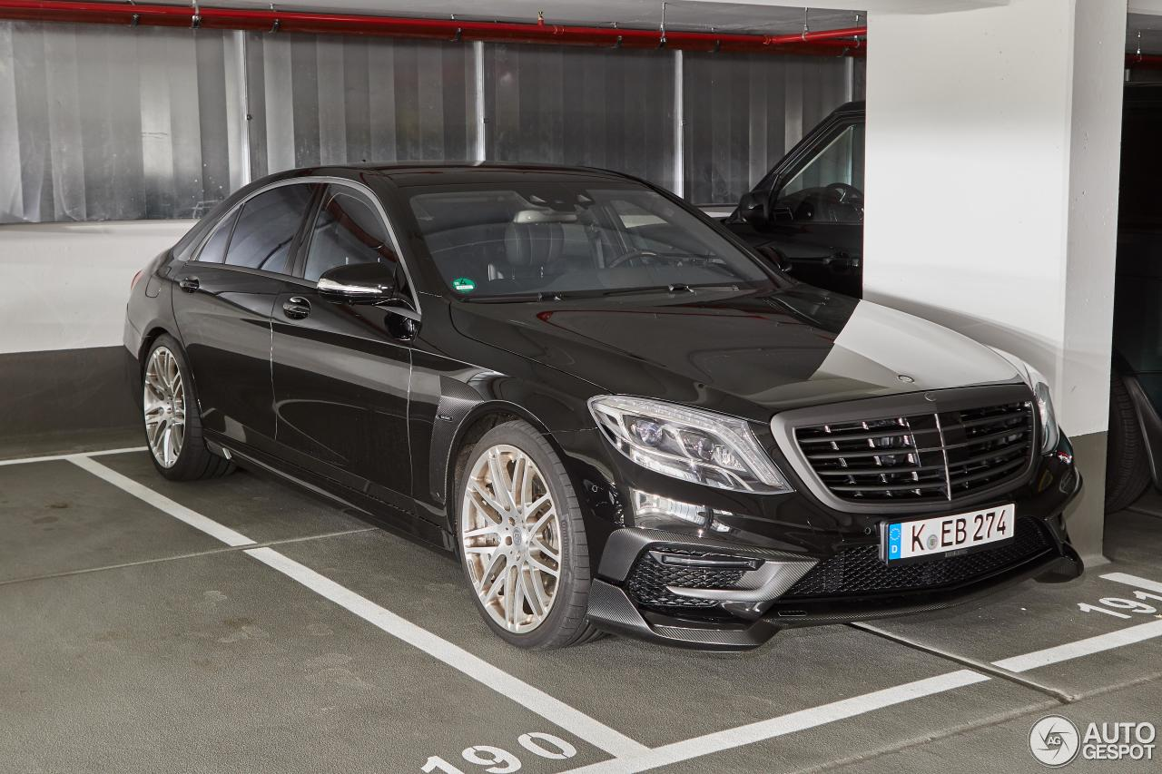 Mercedes benz brabus 850 6 0 biturbo w222 14 september for Mercedes benz brabus price