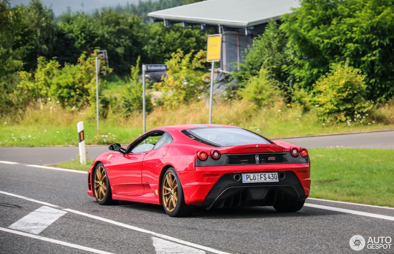 Ferrari 430 Scuderia  15 September 2016  Autogespot