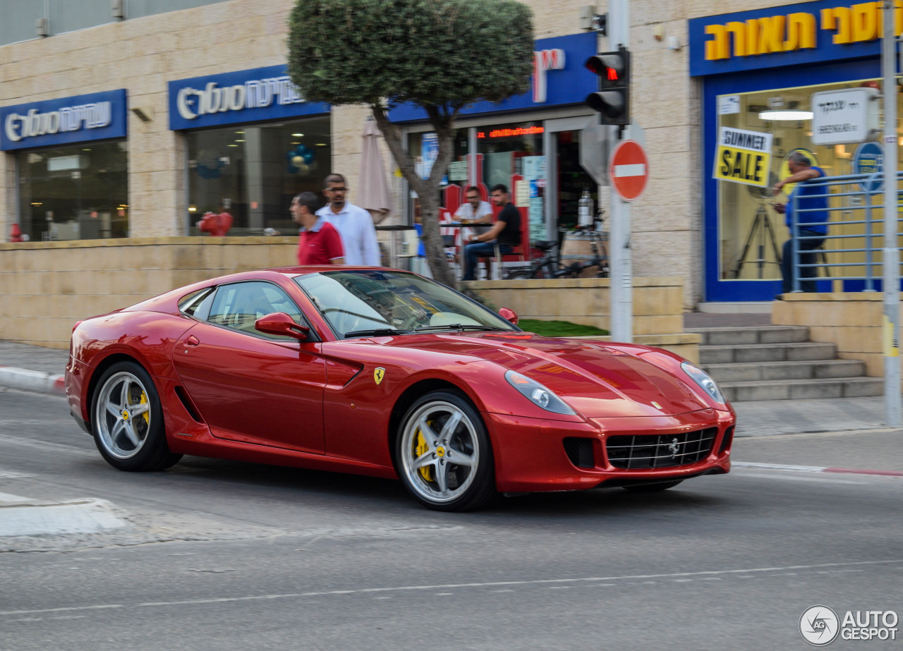 ferrari 599 gtb fiorano hgte 15 september 2016 autogespot. Black Bedroom Furniture Sets. Home Design Ideas
