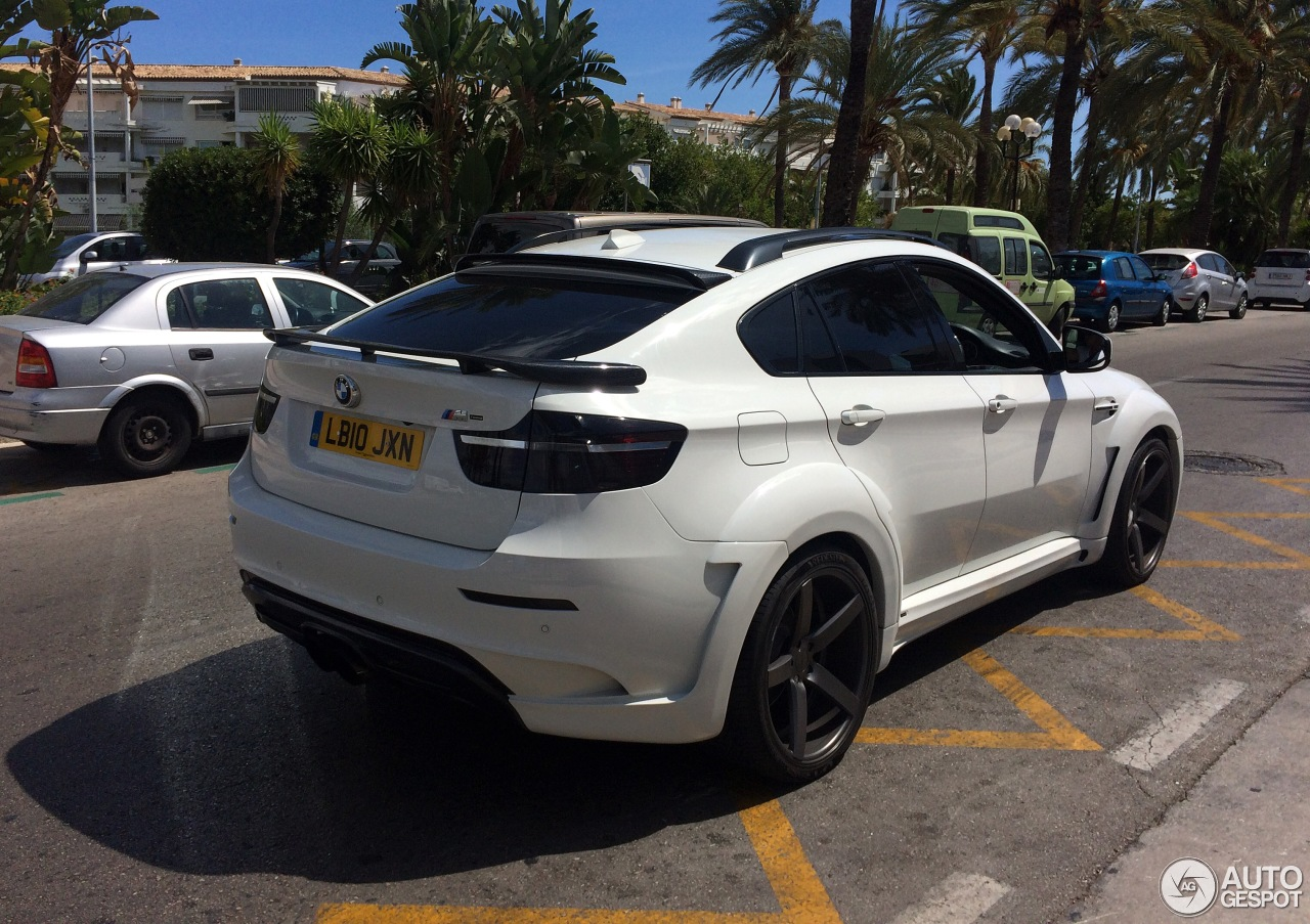 Bmw Hamann X6 M 17 September 2016 Autogespot