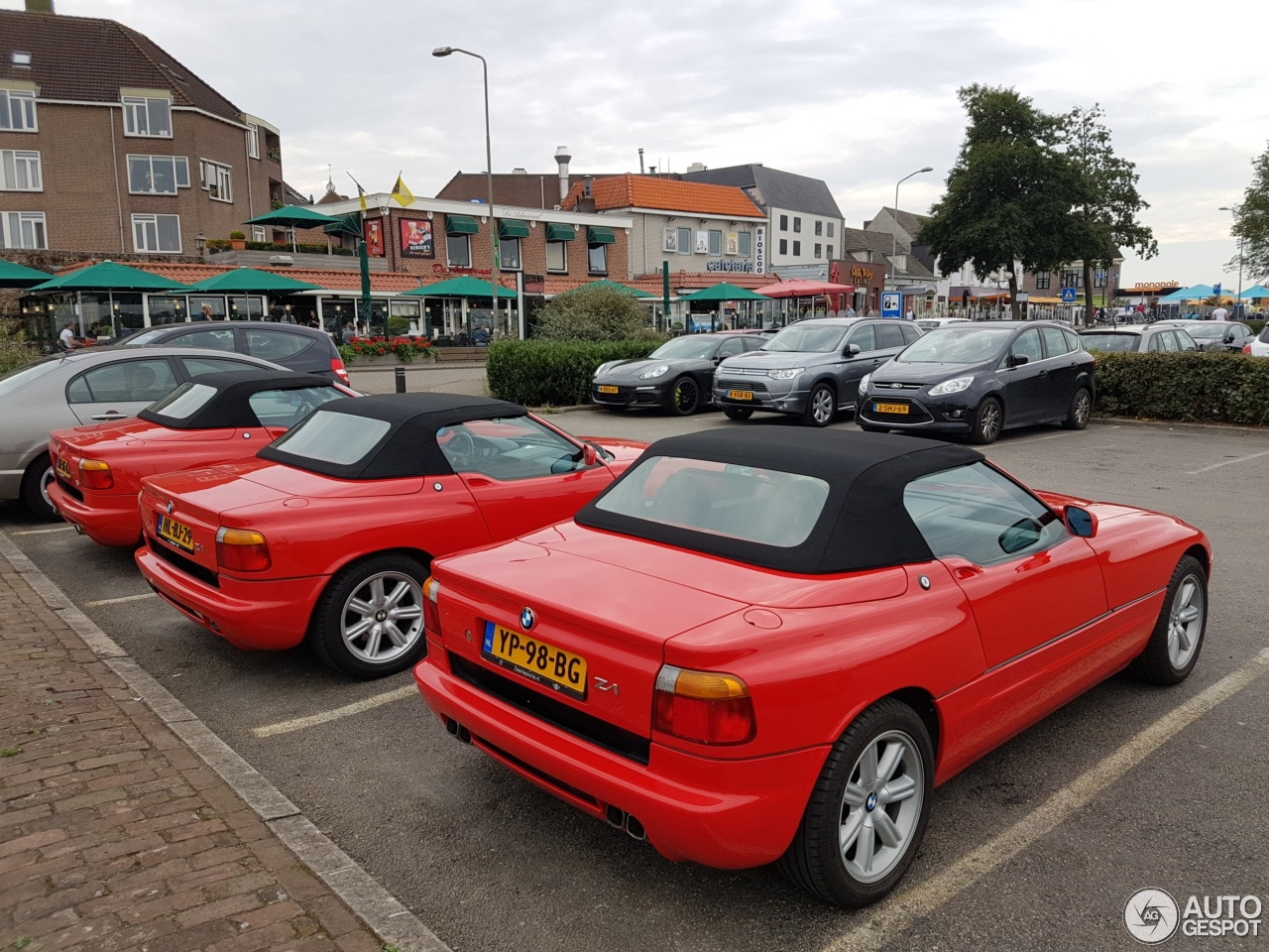 Bmw Z1 18 September 2016 Autogespot