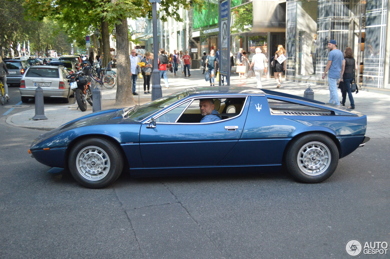 Maserati Merak Ss 18 September 2016 Autogespot
