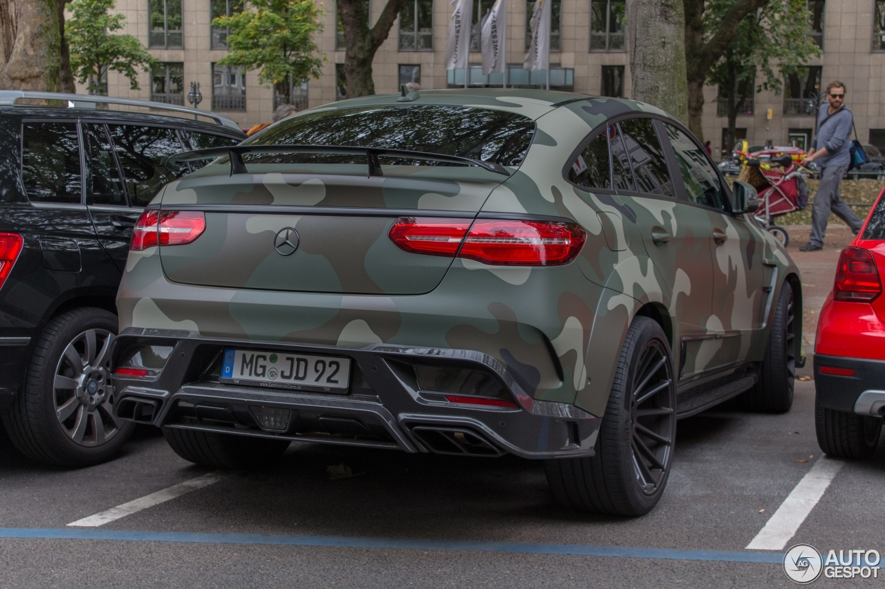 Mercedes Amg Mansory Gle 63 S Coupe 18 September 2016