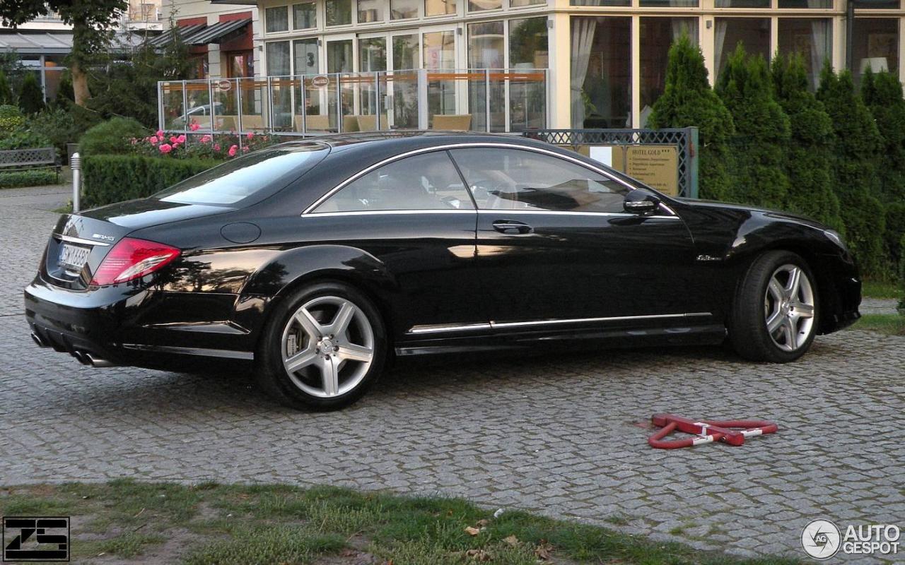 Mercedesbenz Cl 63 Amg C216  18 September 2016 Autogespot