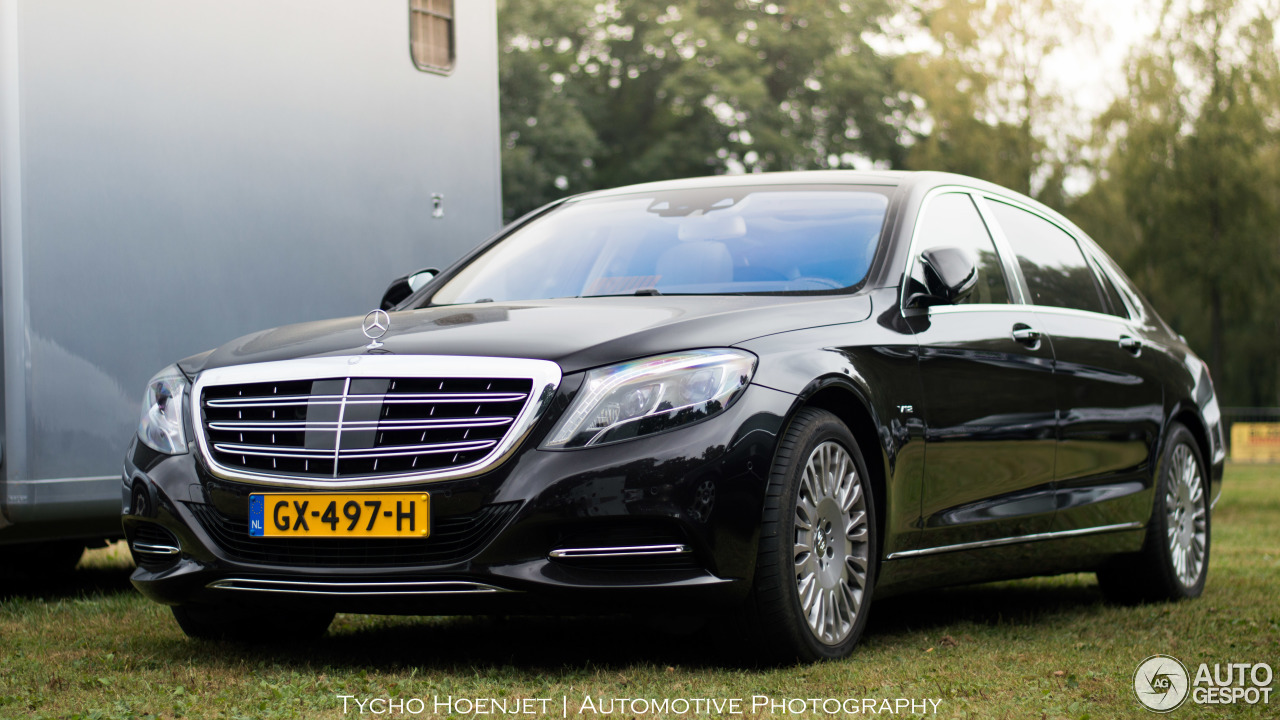 Mercedes maybach s600 18 september 2016 autogespot for S600 mercedes benz for sale