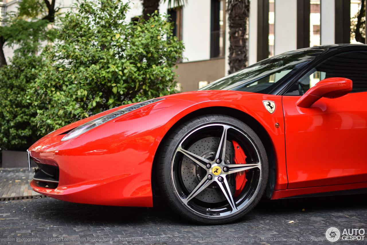 ferrari 458 italia 19 september 2016 autogespot. Cars Review. Best American Auto & Cars Review
