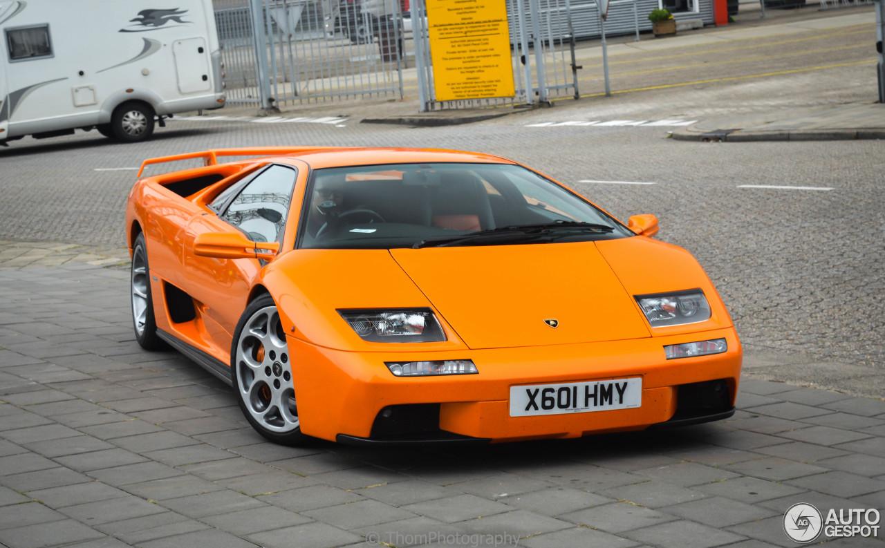 Lamborghini Diablo Vt 6 0 19 September 2016 Autogespot