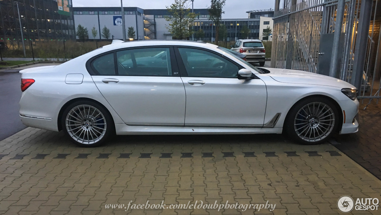 alpina b7 biturbo 2017 20 september 2016 autogespot. Black Bedroom Furniture Sets. Home Design Ideas