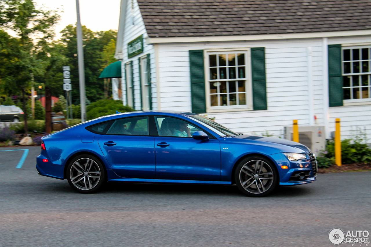 Audi S7 Sportback 2015 20 September 2016 Autogespot