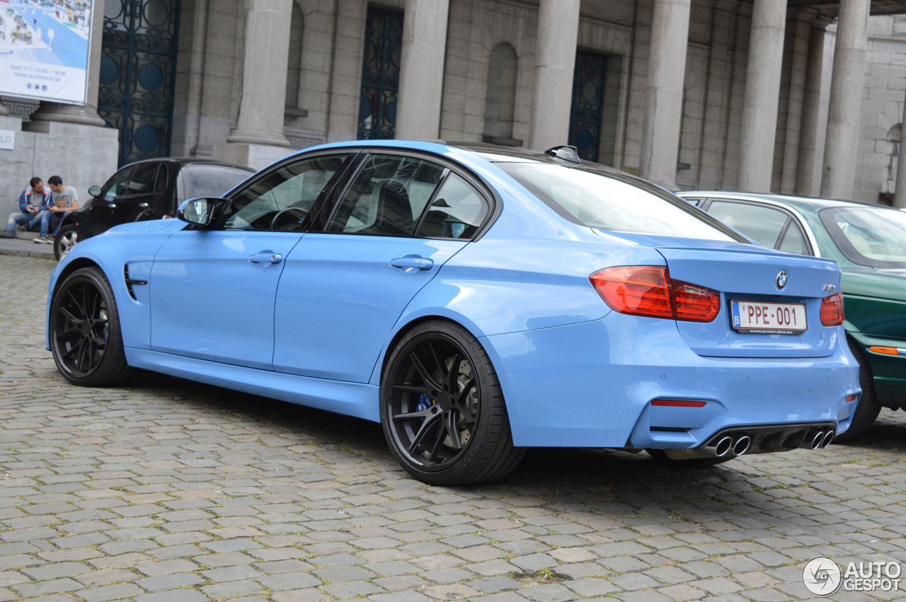 bmw m3 f80 sedan 2014 20 september 2016 autogespot. Black Bedroom Furniture Sets. Home Design Ideas