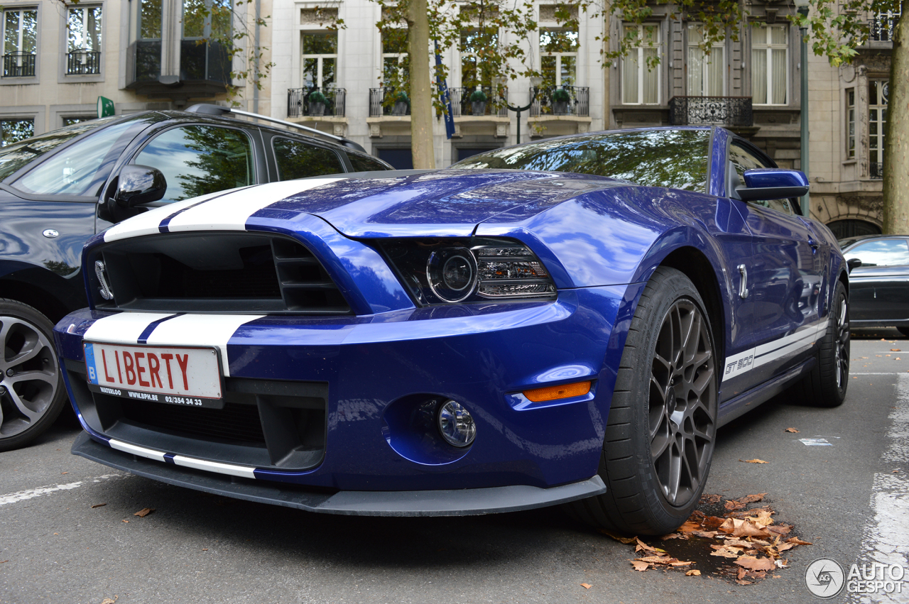 ford mustang shelby gt500 convertible 2014 20 september. Black Bedroom Furniture Sets. Home Design Ideas