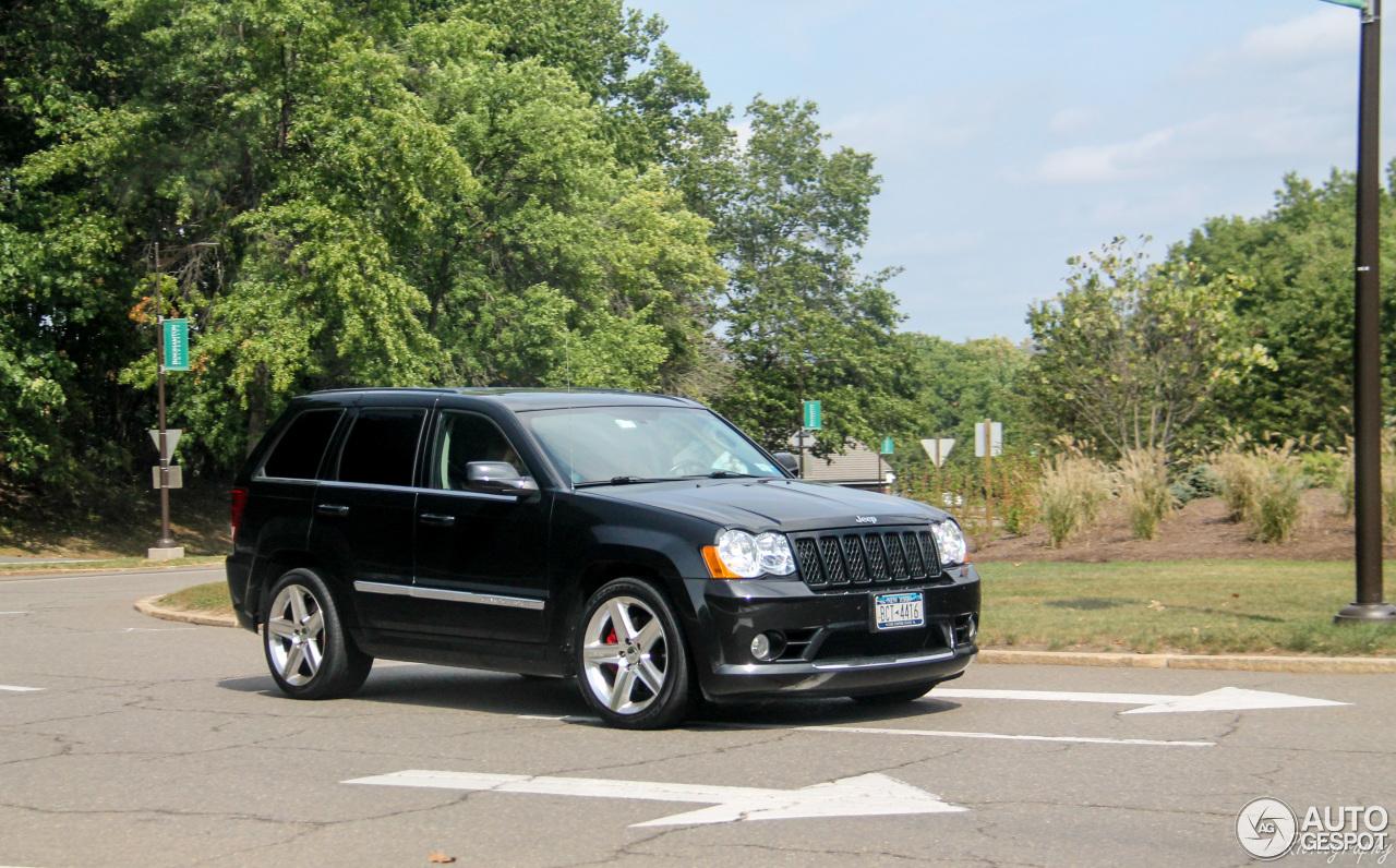 jeep grand cherokee srt 8 2005 20 september 2016 autogespot. Black Bedroom Furniture Sets. Home Design Ideas