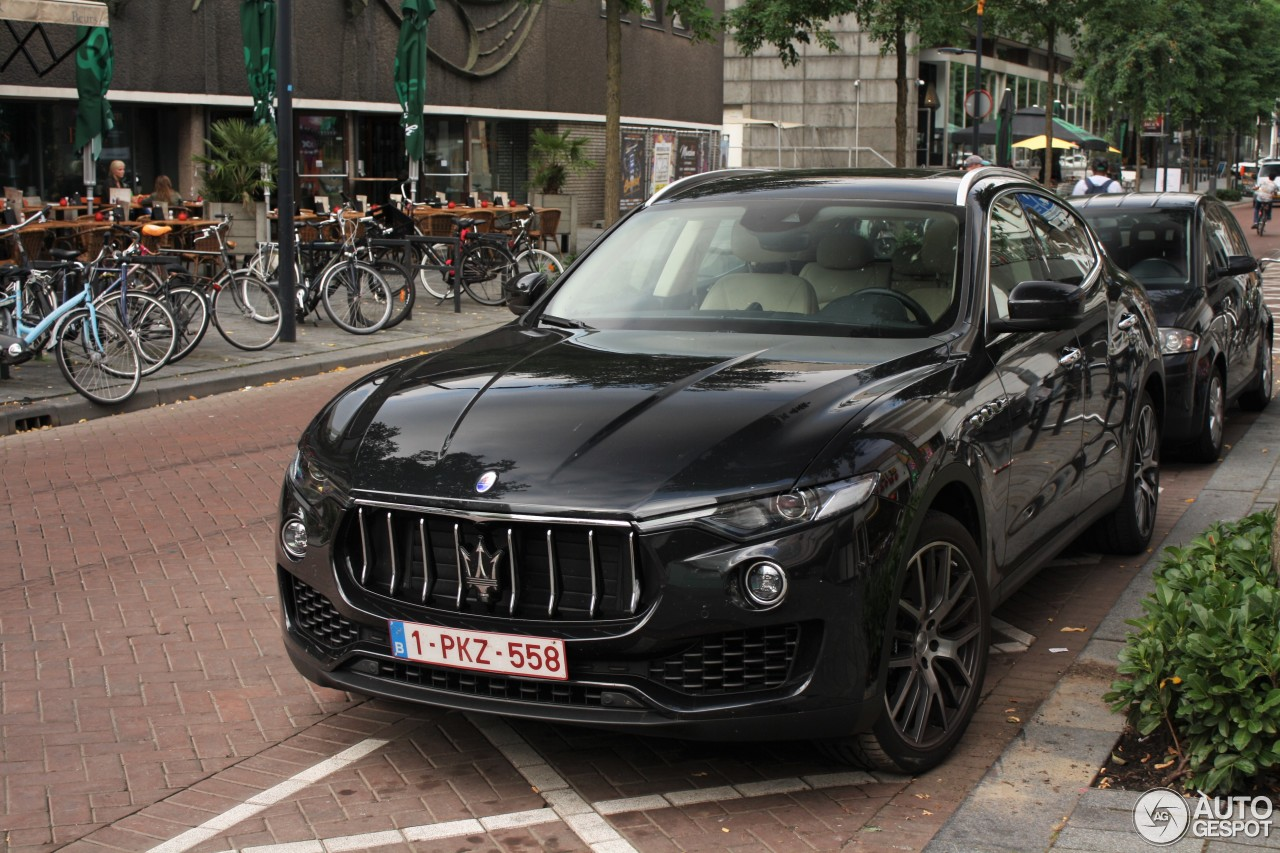 maserati levante s 20 september 2016 autogespot. Black Bedroom Furniture Sets. Home Design Ideas