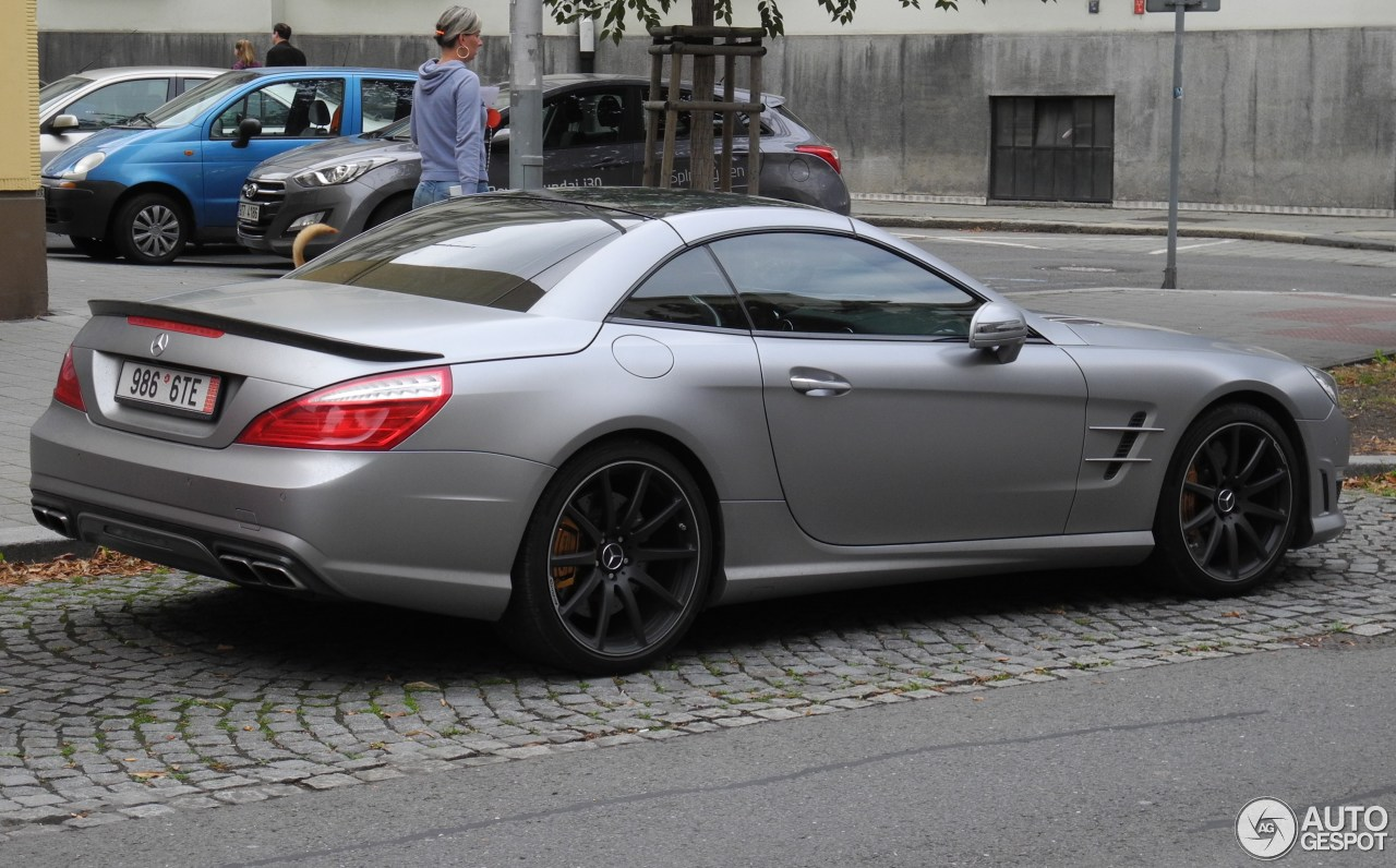 mercedes benz sl 63 amg r231 21 september 2016 autogespot. Black Bedroom Furniture Sets. Home Design Ideas