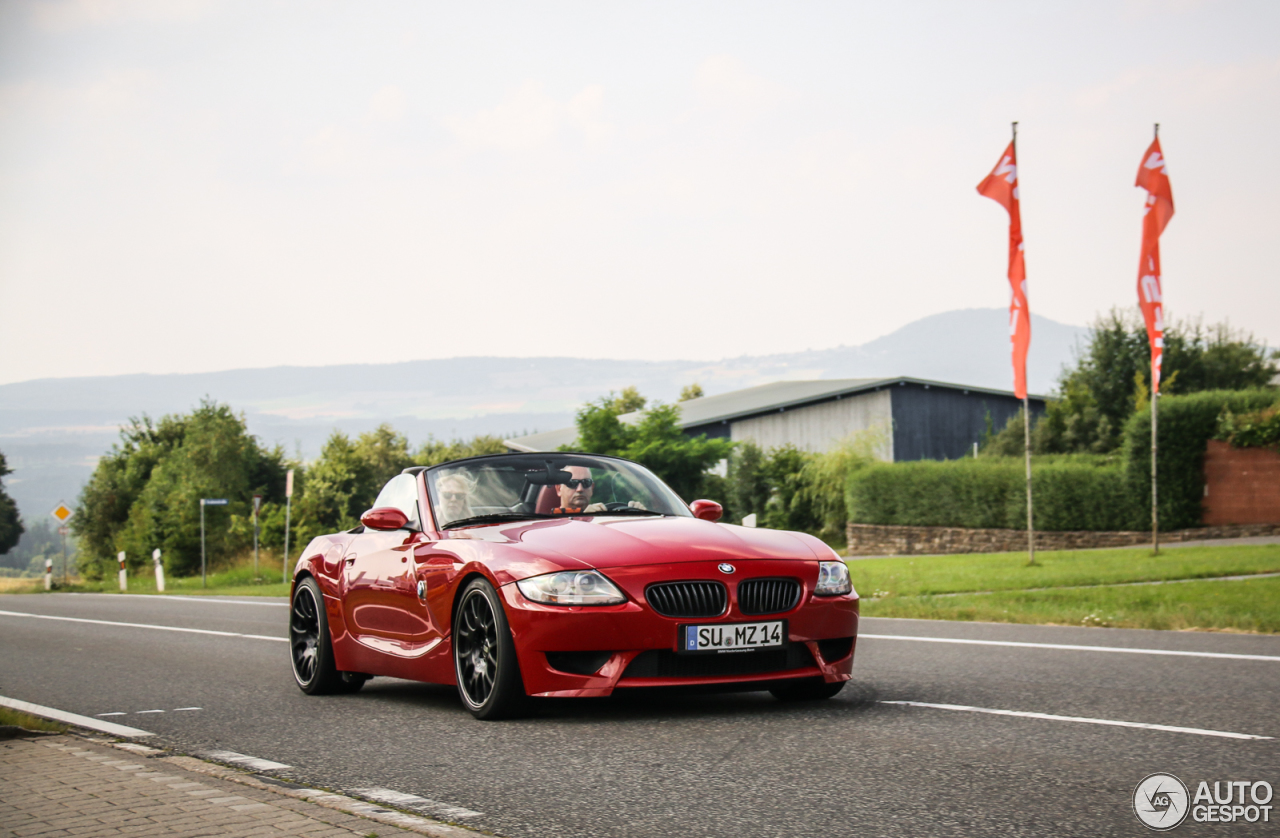 Bmw Z4 M Roadster 22 September 2016 Autogespot