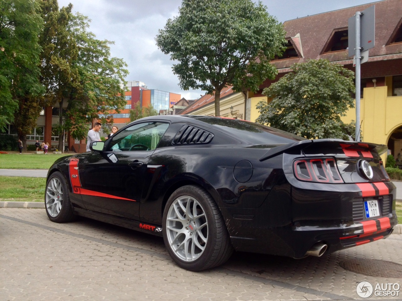 Ford Mustang Roush Special Mrt 22 September 2016