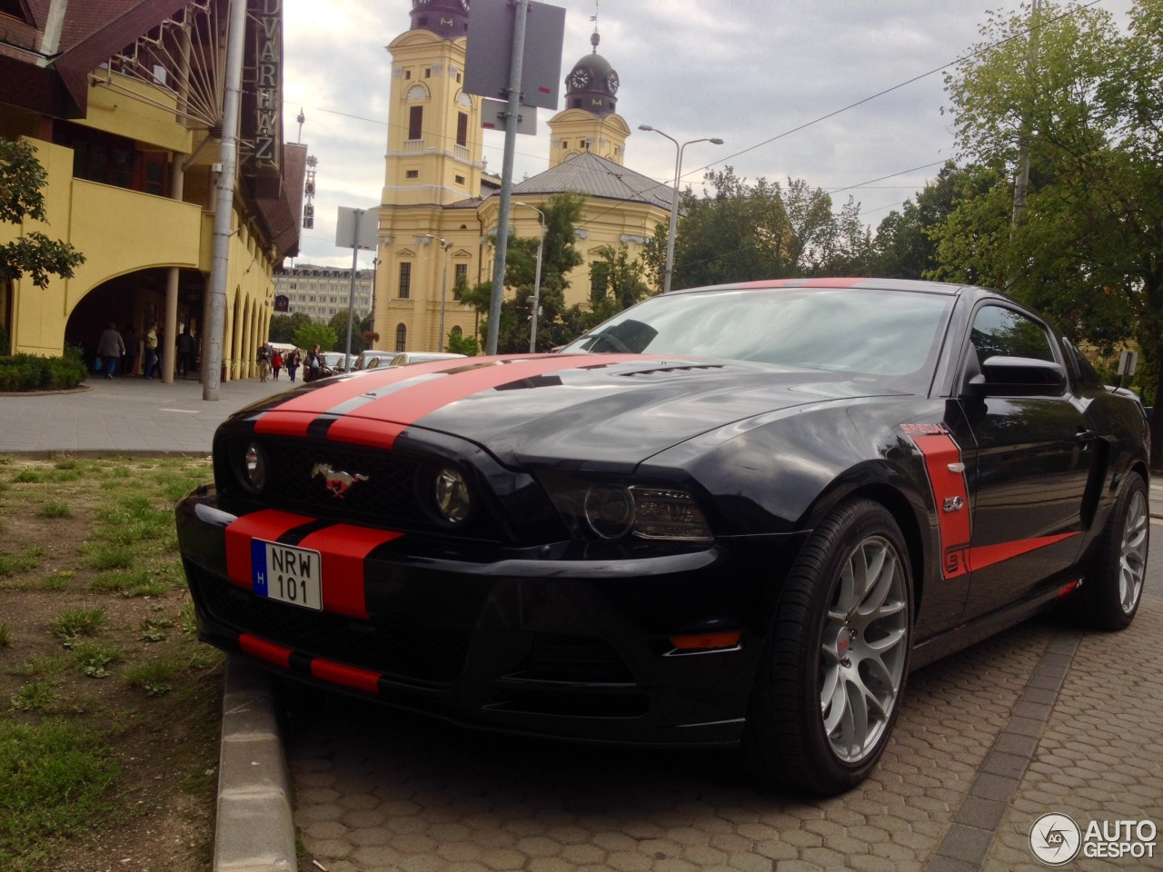 ford mustang roush special mrt 22 september 2016 autogespot. Black Bedroom Furniture Sets. Home Design Ideas