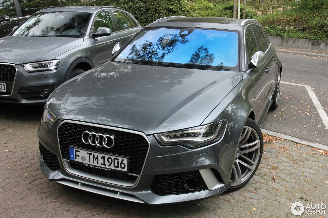 Audi Rs6 Avant C7 23 September 2013 Autogespot 2017