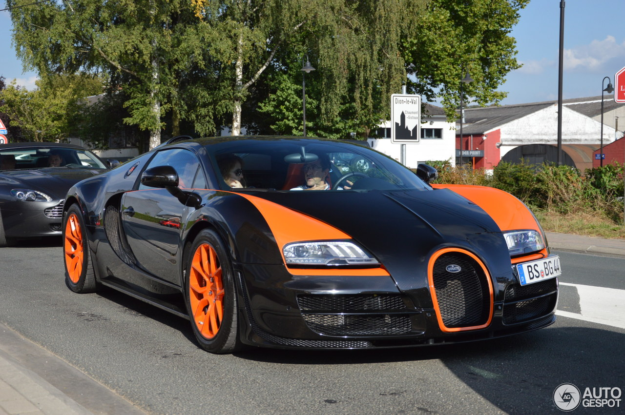 bugatti veyron 16 4 grand sport vitesse world record car edition 23 septemb. Black Bedroom Furniture Sets. Home Design Ideas