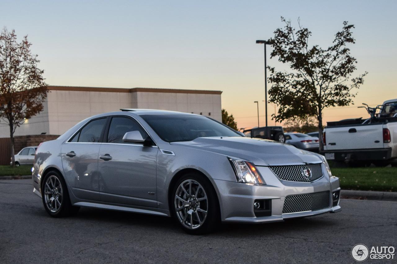 Cadillac Cts V Mkii 23 September 2016 Autogespot