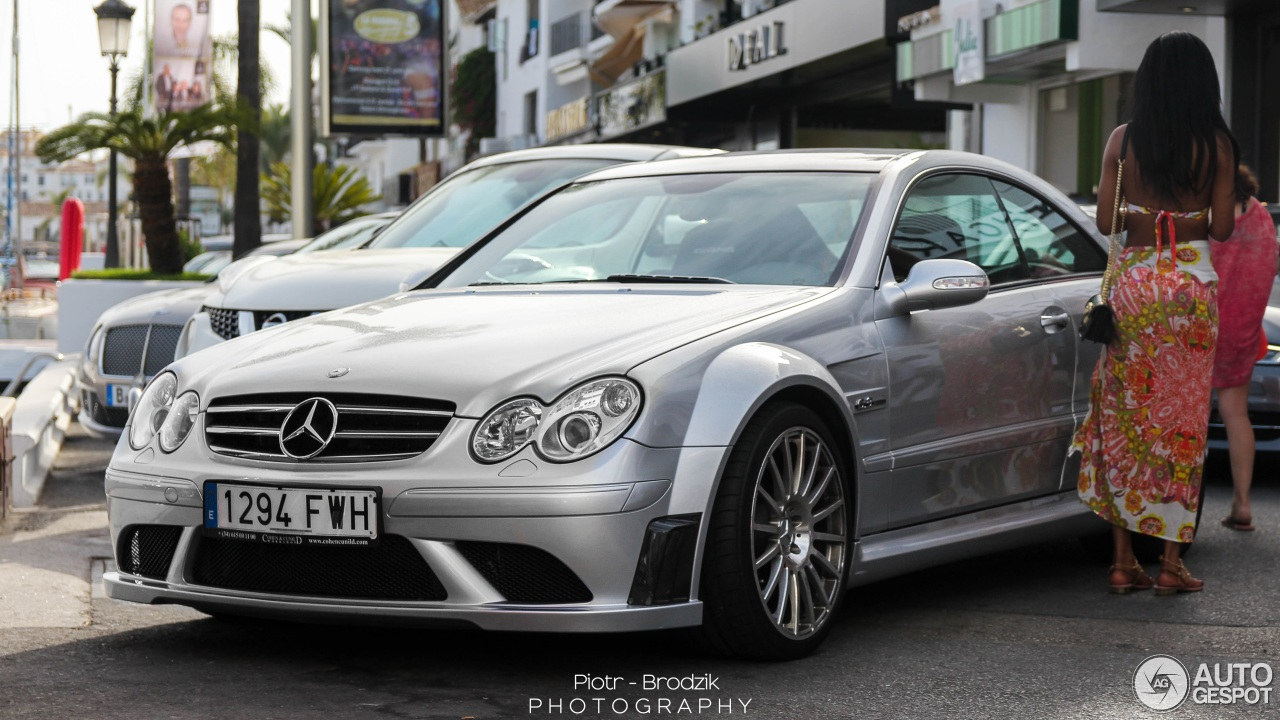 Mercedes benz clk 63 amg black series 23 september 2016 for Mercedes benz clk 2012