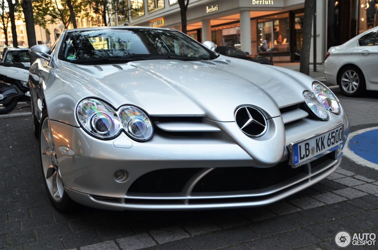 Mercedes benz slr mclaren 23 september 2016 autogespot for Mercedes benz slr mclaren price