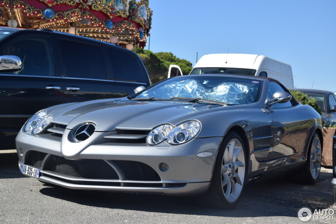 Mercedes benz slr mclaren roadster 24 september 2016 for Mercedes benz slr mclaren price