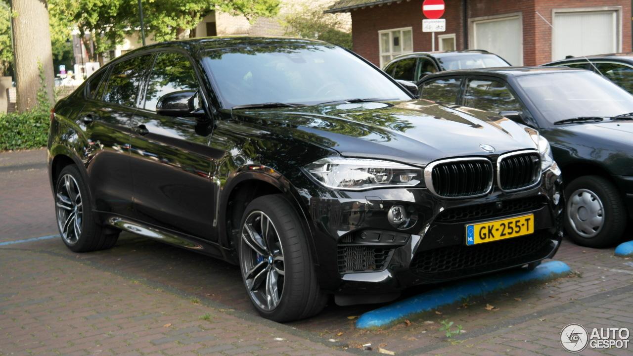 Bmw X6 M F86 25 September 2016 Autogespot