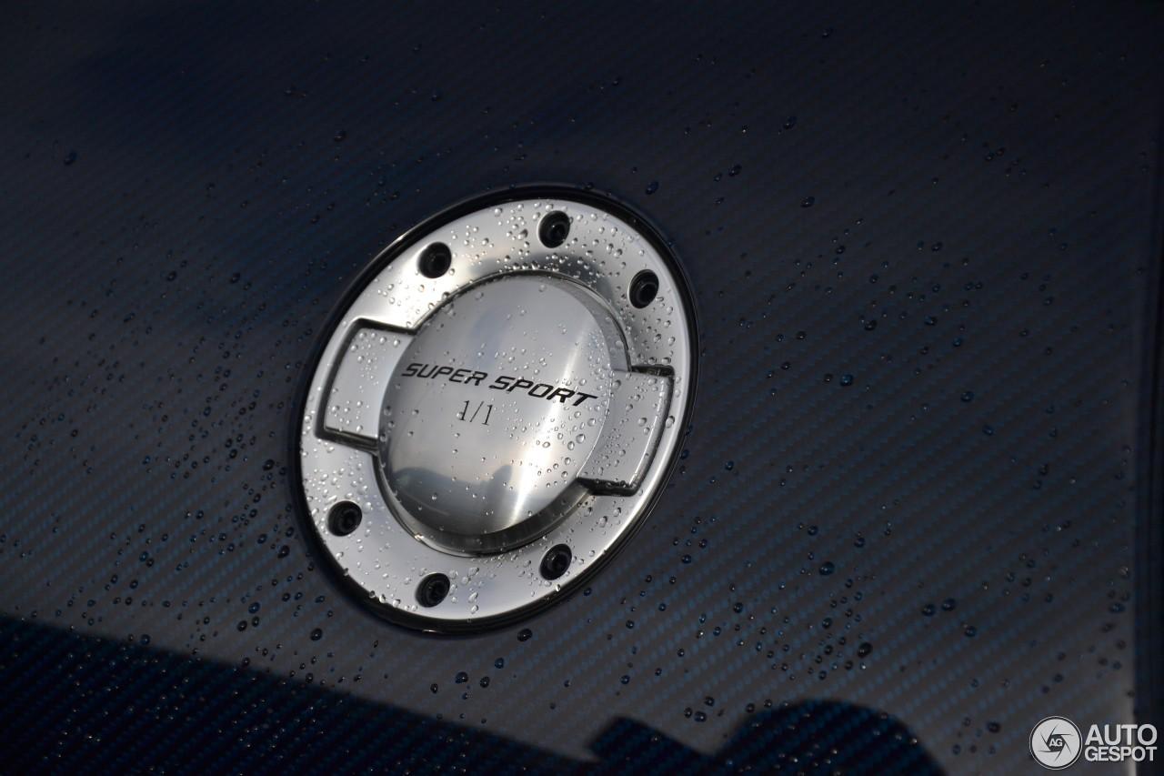 bugatti veyron 16 4 super sport 25 september 2016 autogespot. Black Bedroom Furniture Sets. Home Design Ideas