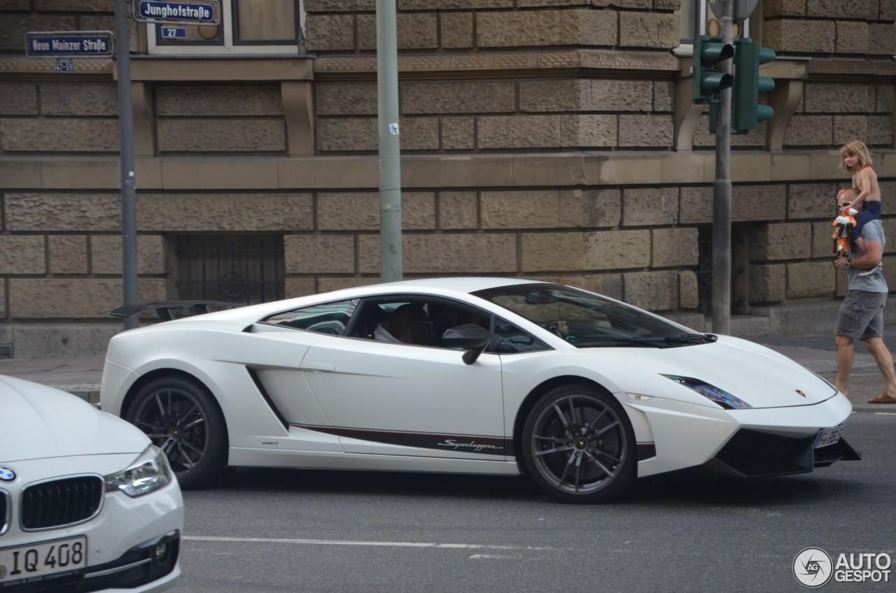 Lamborghini Gallardo Lp570 4 Superleggera 25 September