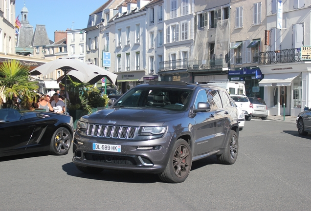 Jeep Grand Cherokee SRT-8 2013