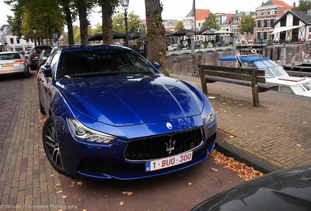 Maserati Ghibli 2013