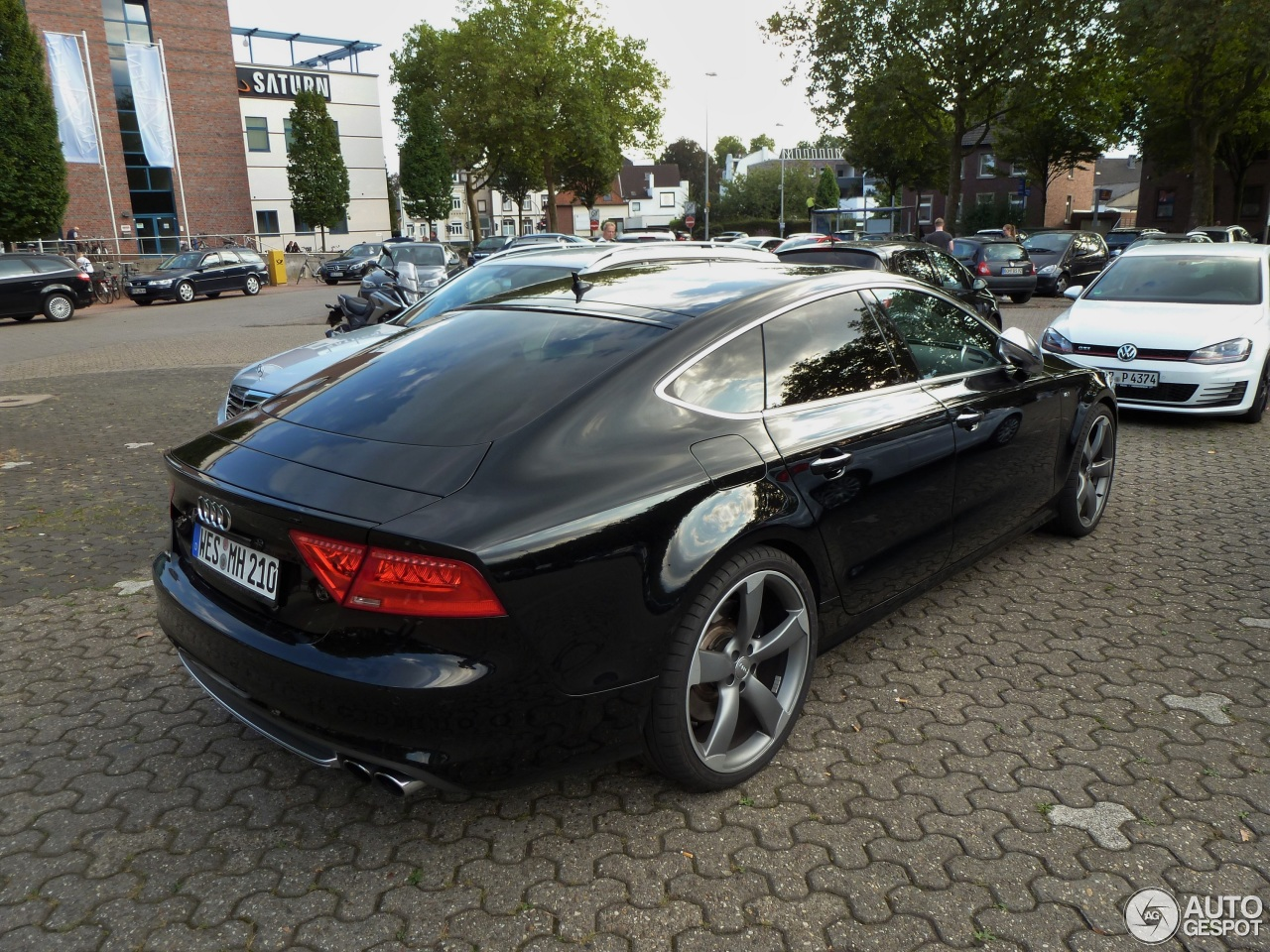 audi s7 sportback 26 september 2016 autogespot. Black Bedroom Furniture Sets. Home Design Ideas