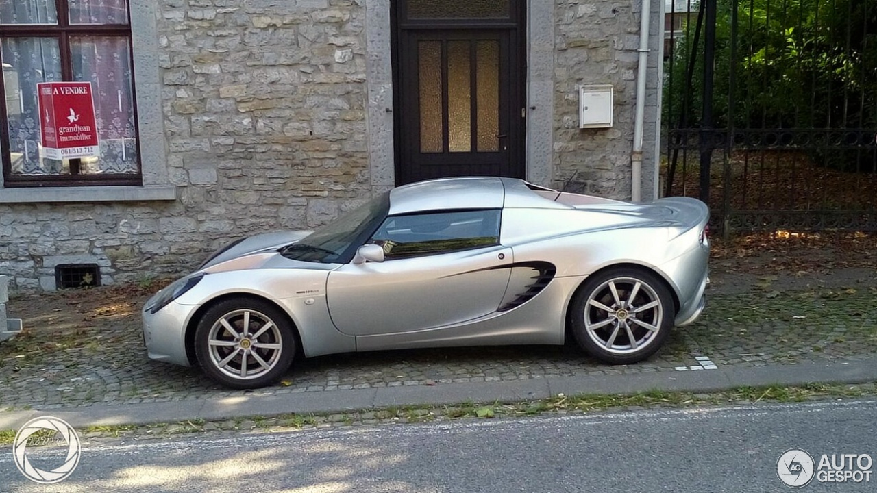 lotus elise s2 111s 26 september 2016 autogespot. Black Bedroom Furniture Sets. Home Design Ideas