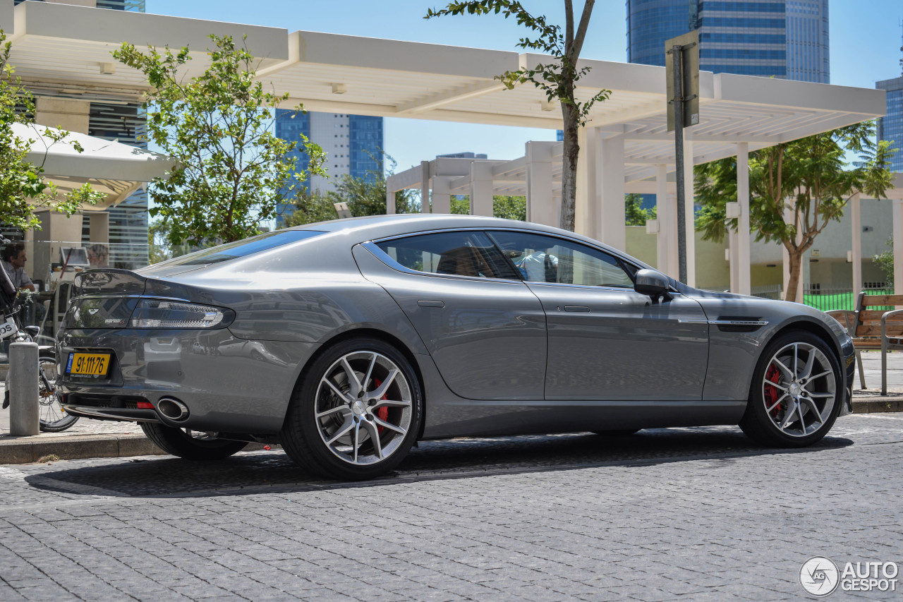 aston martin rapide s 27 september 2016 autogespot. Cars Review. Best American Auto & Cars Review