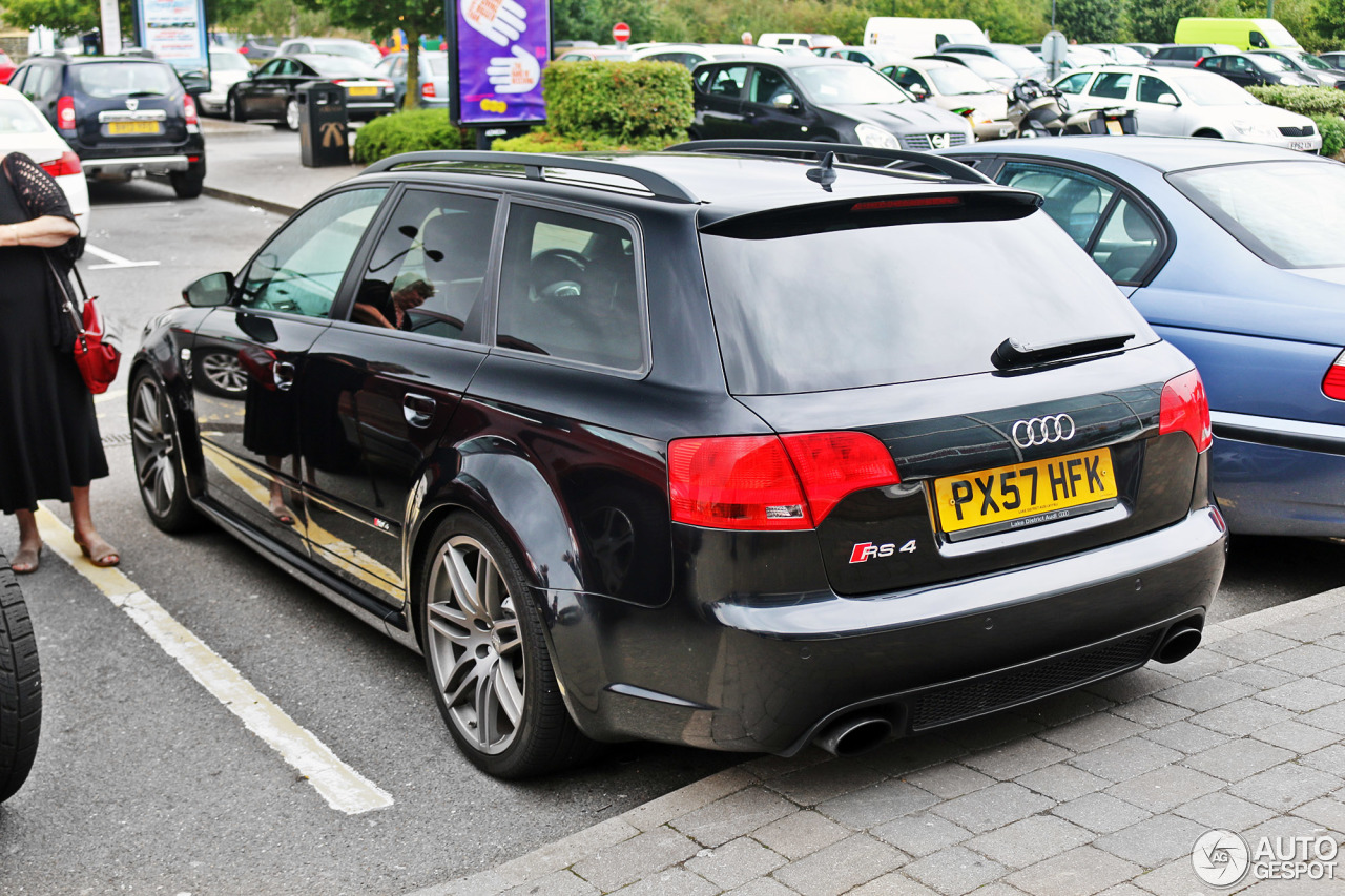 audi rs4 avant b7 27 septembre 2016 autogespot. Black Bedroom Furniture Sets. Home Design Ideas