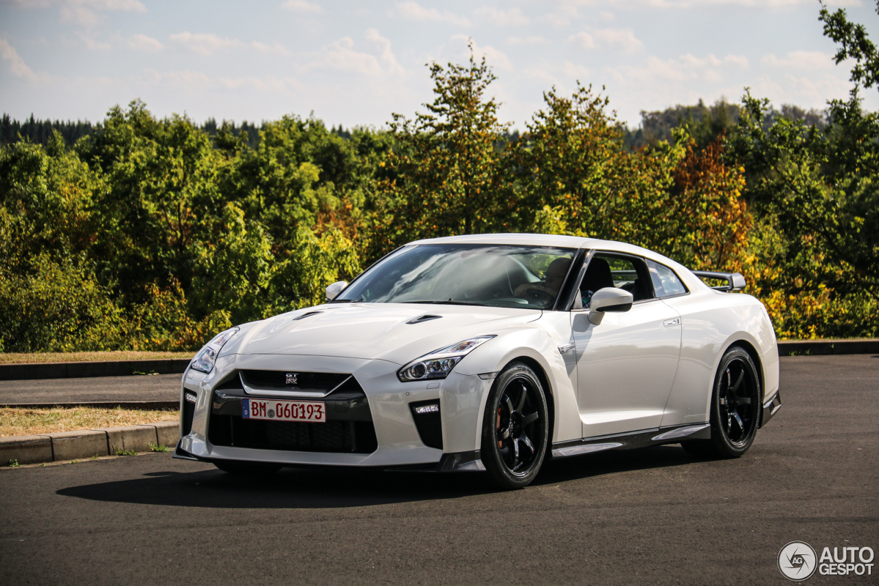 Nissan Gt R 2017 Track Edition 27 September 2016