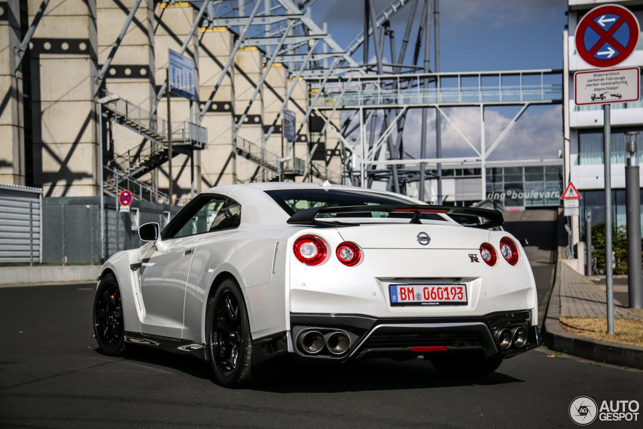 Nissan Gt R 2017 Track Edition 27 September 2016