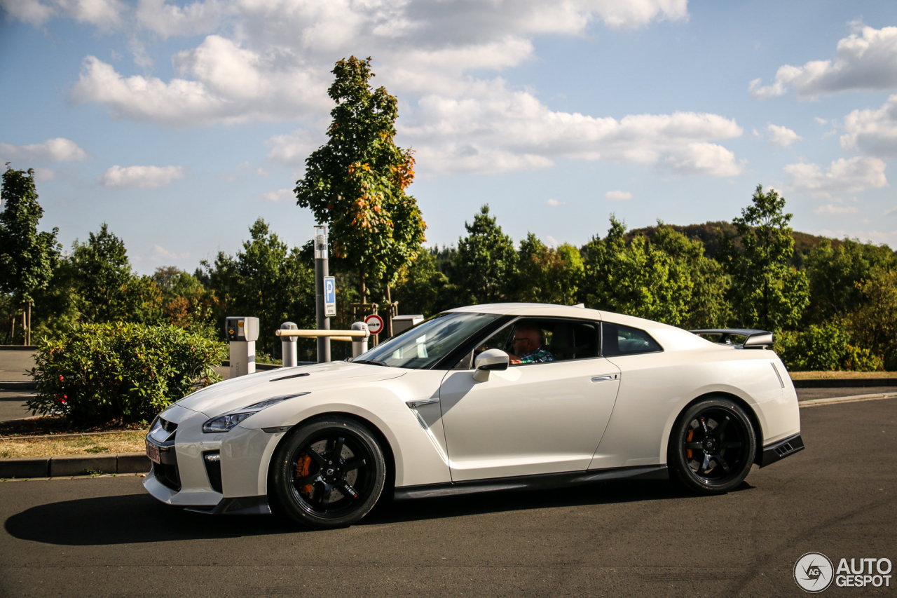 nissan gt r 2017 track edition 27 september 2016. Black Bedroom Furniture Sets. Home Design Ideas