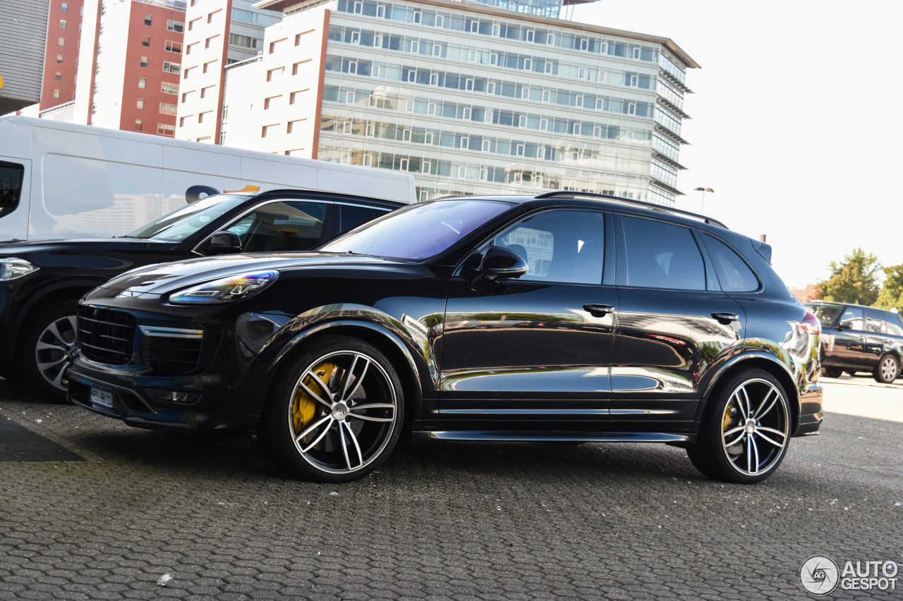 porsche 958 cayenne turbo s mkii 27 september 2016 autogespot. Black Bedroom Furniture Sets. Home Design Ideas