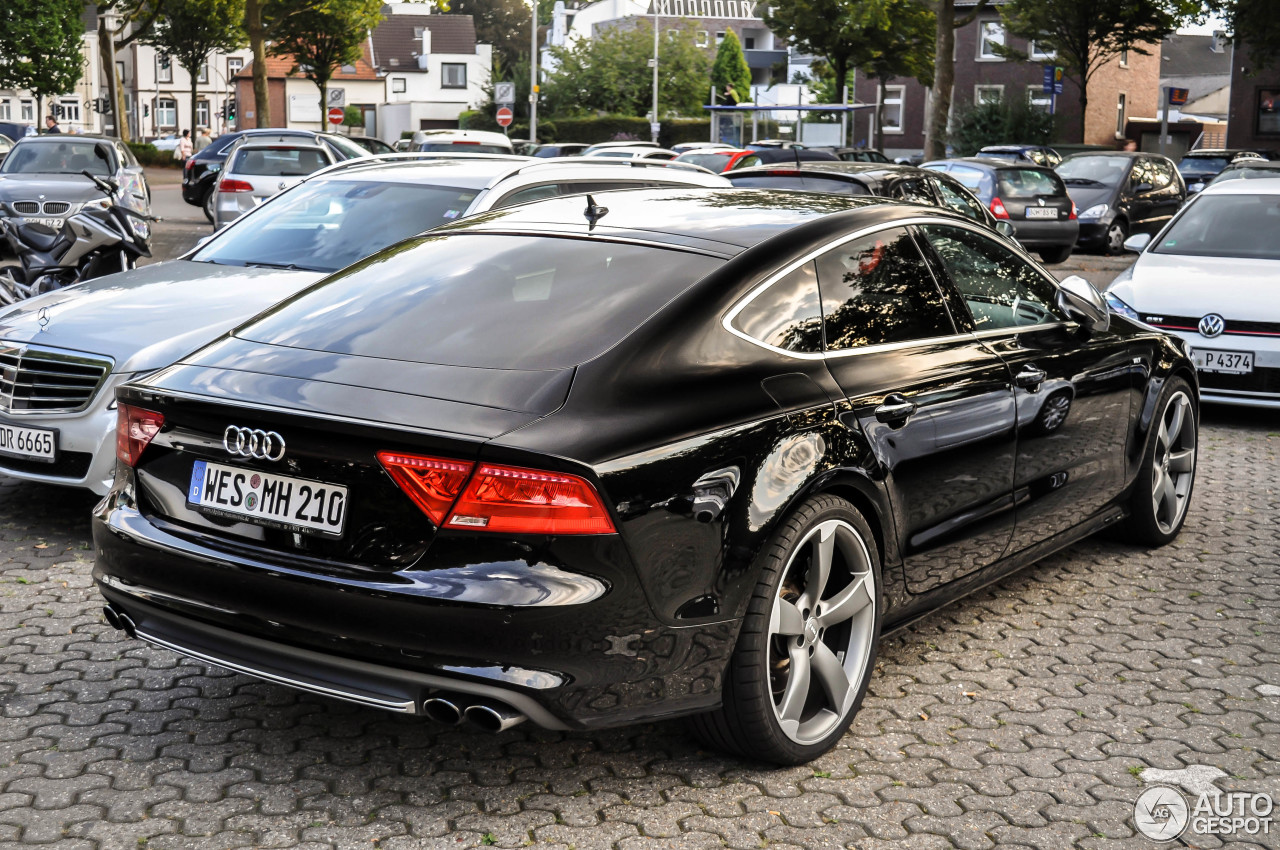 audi s7 sportback 28 september 2016 autogespot. Black Bedroom Furniture Sets. Home Design Ideas