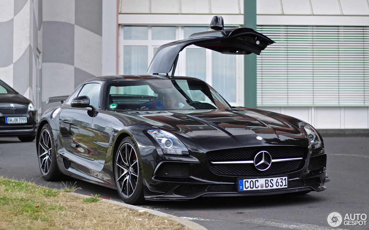 mercedes benz sls amg black series 28 september 2016