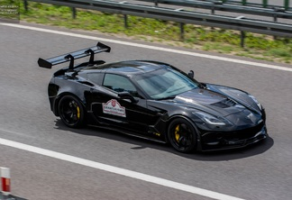 Chevrolet Corvette C7.R Z06  Edition by HMD