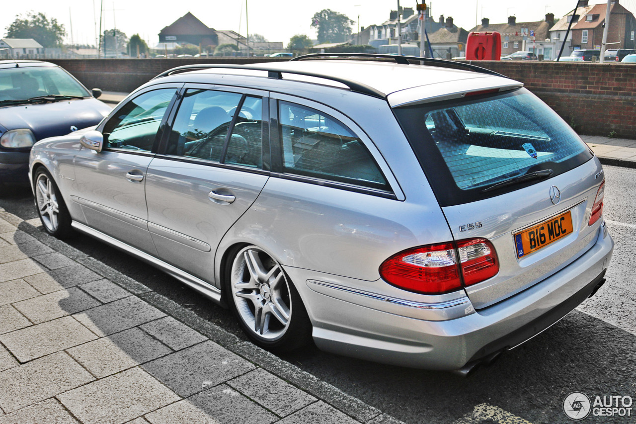 Mercedes benz c 55 amg combi amg best car review for Search for mercedes benz