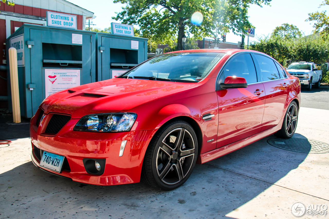 Pontiac G8 Gxp 29 September 2016 Autogespot